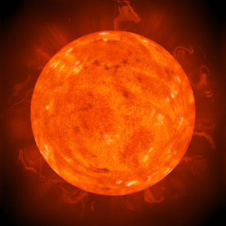 planet sun Zdjęcie Seryjne