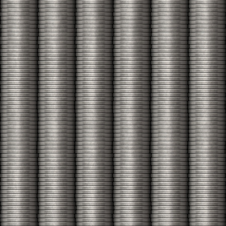 silver coins: background coins seamless silver