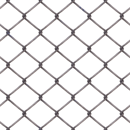 demarcation: chain link background seamless
