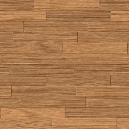 Brown Oak Parquet Texture Seamless Stock Photo