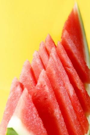Sliced water-melon Stock Photo - 11609901