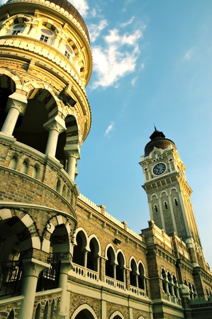 Sultan Abdul Samad Building,Kuala Lumpur Stock Photo - 11629727
