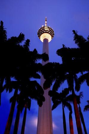 KL Tower,Kuala Lumpur Stock Photo - 11629734