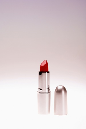 An opened lipstick of red Stock Photo - 11630387
