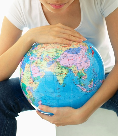 Globe Stock Photo - 12642271