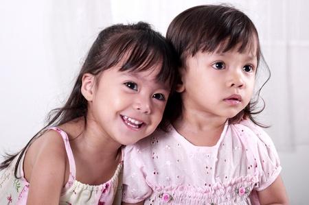 Girls posing Stock Photo - 12642622