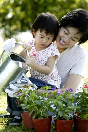 Mother and daughter Stock Photo - 12642751