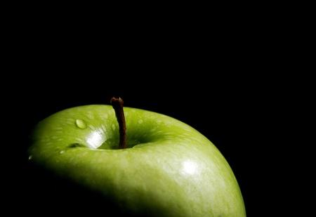 Green apple Stock Photo - 12643006