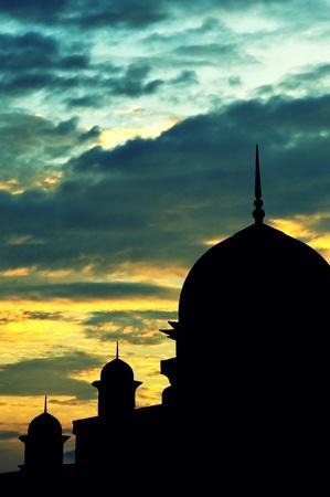 Putra Mosque,Putrajaya,Selangor Stock Photo - 12644104