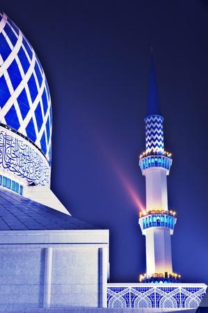 Sultan Salahudin Abdul Aziz Mosque,Shah Alam,Selangor Stock Photo - 12644117
