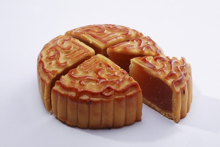 Mooncake Stock Photo - 12644350