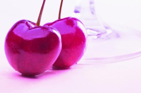 Red cherries Stock Photo - 12644575