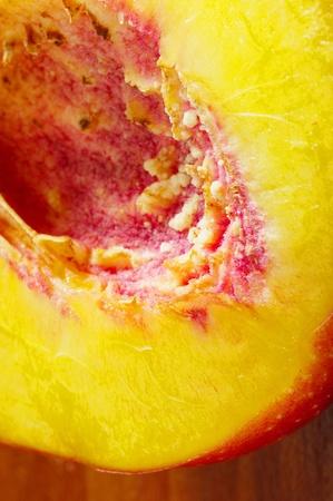 Half plum fruit Stock Photo - 12644650