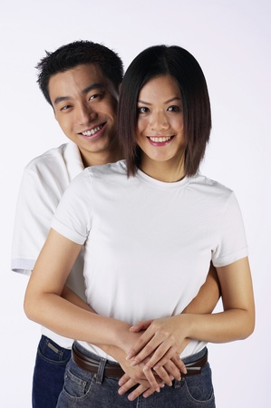 Loving couple Stock Photo - 12644789