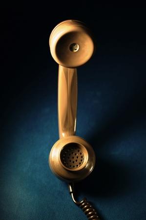 Phone receiver Stock Photo - 12644856