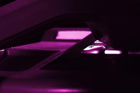 Telephone glowing in the dark Stock Photo - 12644868