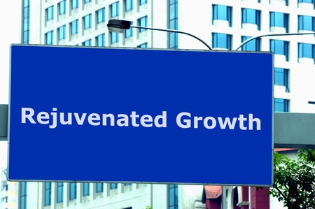 Rejuvenated growth Stock Photo - 12644901