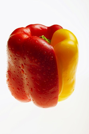 Red capsicum Stock Photo - 12735998