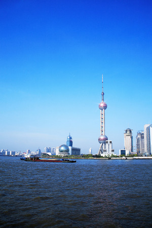 pudong district: Pudong District, Shanghai