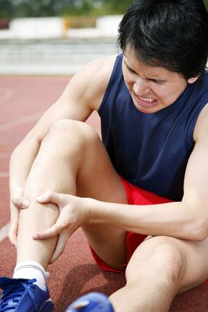 gritting: Injured man LANG_EVOIMAGES
