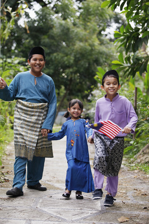 Image result for A Malaysian village children