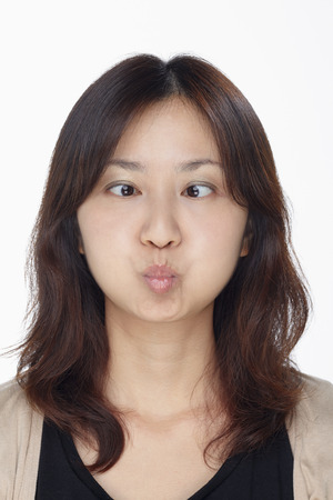 japanese ethnicity: Facial expressions