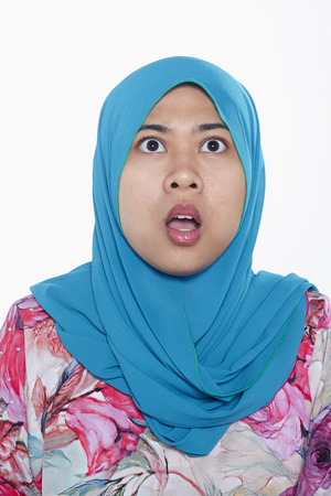 gasp: Facial expressions