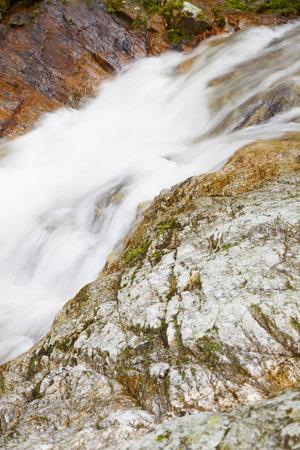 Natural waterfall at Cameron Highlands, Malaysia