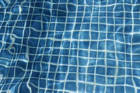 Water in swimming pool photo