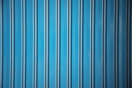 Close-up of metal shutter photo