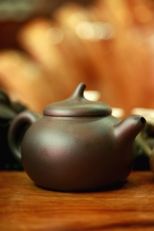 Chinese teapot Stock Photo - 8024180