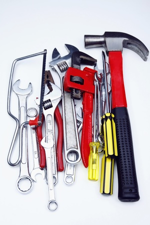 things that go together: Hand tools