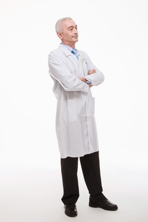 Portrait of a doctor photo