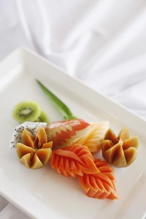 phuket food: Fruit dessert
