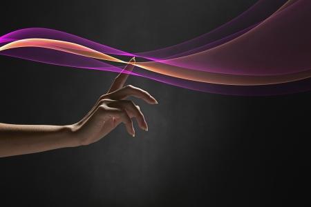 efectos especiales: Dedo ?ndice levant?