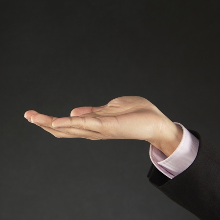Human hand reaching out Stock Photo - 22831926