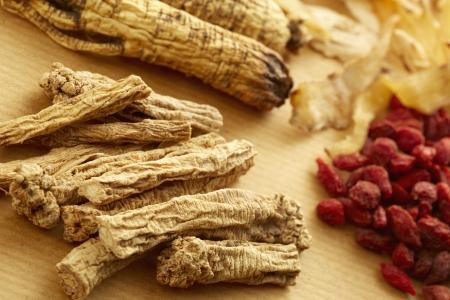 medicina tradicional china: La medicina herbal china tradicional