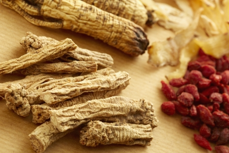 plant medicine: Traditional Chinese herbal medicine