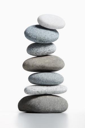 小石のスタック