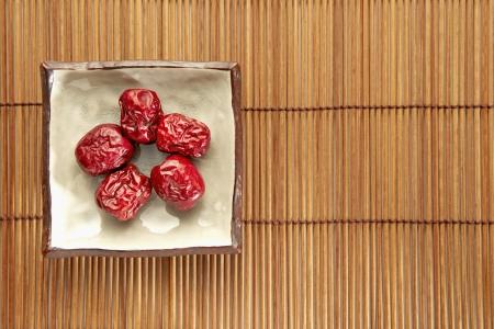 Traditional Chinese herb Jujube