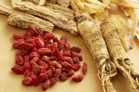 伝統的な漢方薬