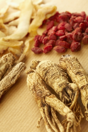 codonopsis roots: Traditional Chinese herbal medicine