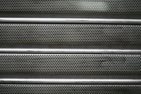 Metal with holes Stock Photo - 6807962