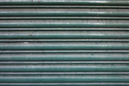 Shutter door Stock Photo - 6808136