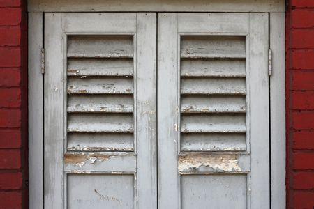 Old wooden door Stock Photo - 6808133