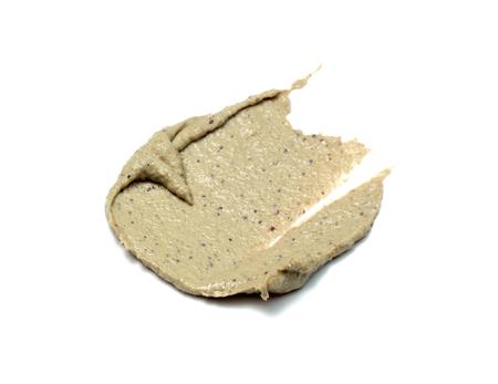 Scrub isolated on white
