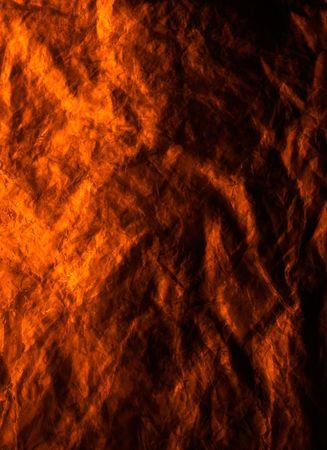dark red crumpled paper texture Stock Photo - 3604145