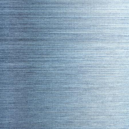 aluminum texture: Light blue brushed aluminum texture Stock Photo