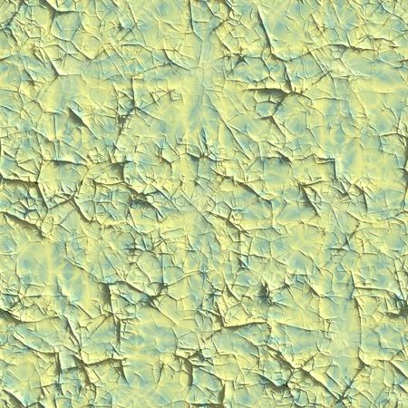 Seamless texture. Cracked paint. Best for replicate. Stock Photo - 3067538