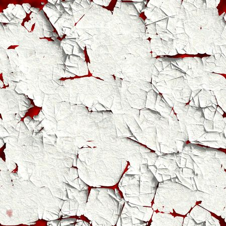 Seamless texture. Cracked paint. Best for replicate.